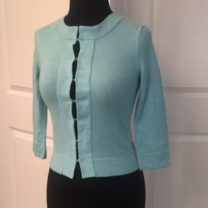 Aqua Banana Republic Cardigan XSP